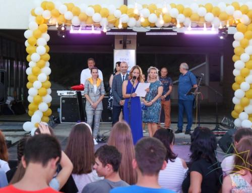 24 июля состоялось официальное открытие СОК «Камчия»