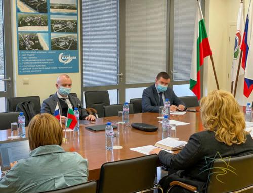 Выездное совещание под руководством заместителя председателя Совета директоров ЕАО «СОК Камчия» Сергея Ладочкина